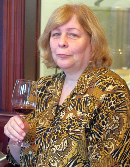 Susan Southard, publisher of Welcome to Maryland Wine Country
