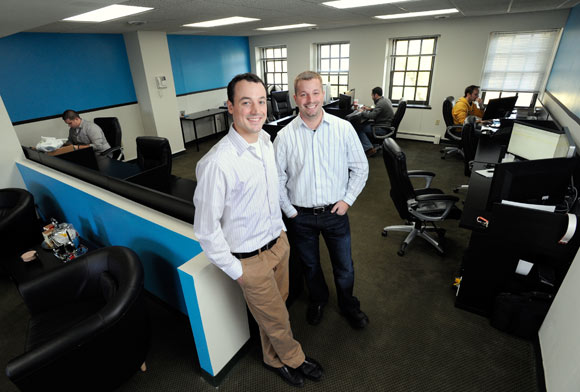 716 Broadway cofounders John Richardson and Doug Hardester